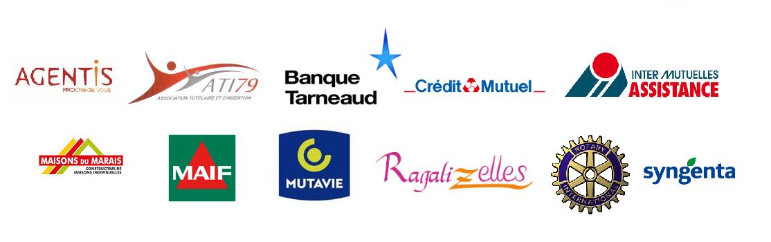 Logos entreprises qui ont organisés un événement au Domaine de la Gravette